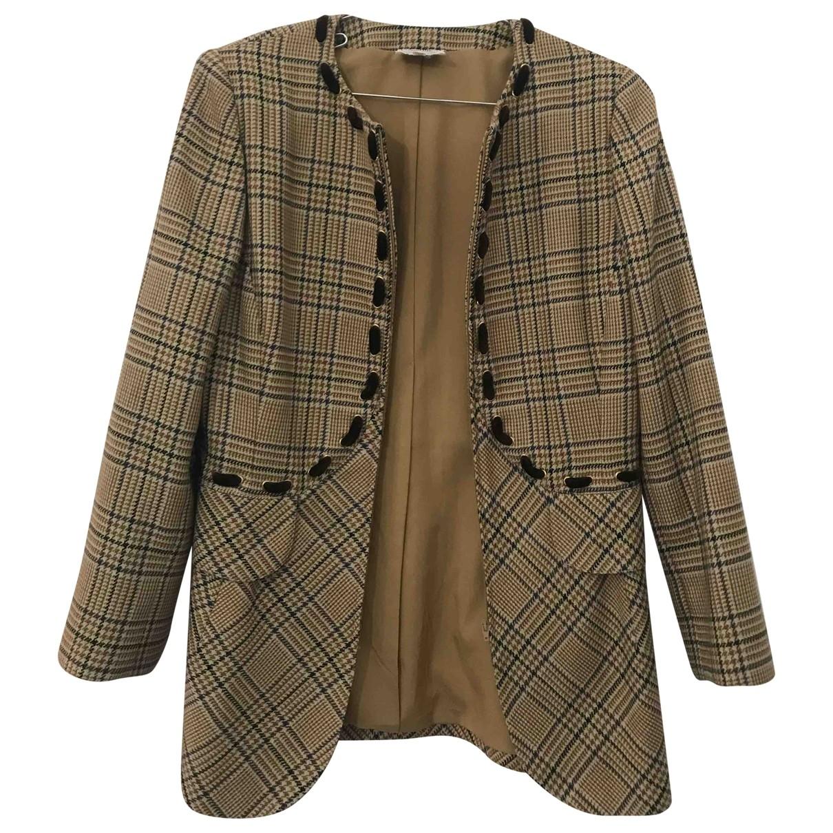 Valentino Garavani \N Multicolour Wool jacket for Women M International