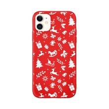 Christmas Pattern iPhone Case