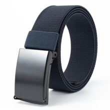 Men Plain Tape Belt