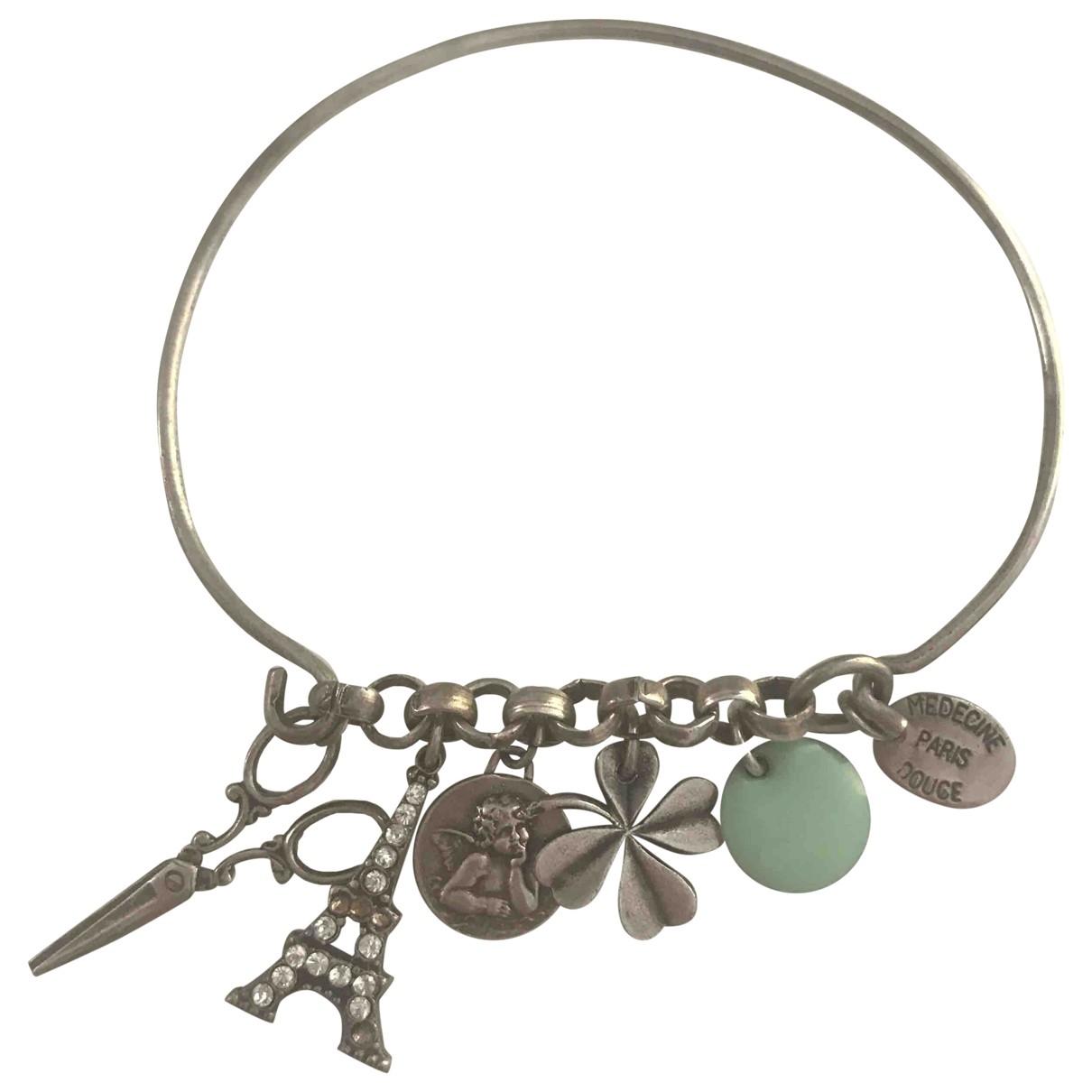 Medecine Douce \N Armband in  Silber Metall