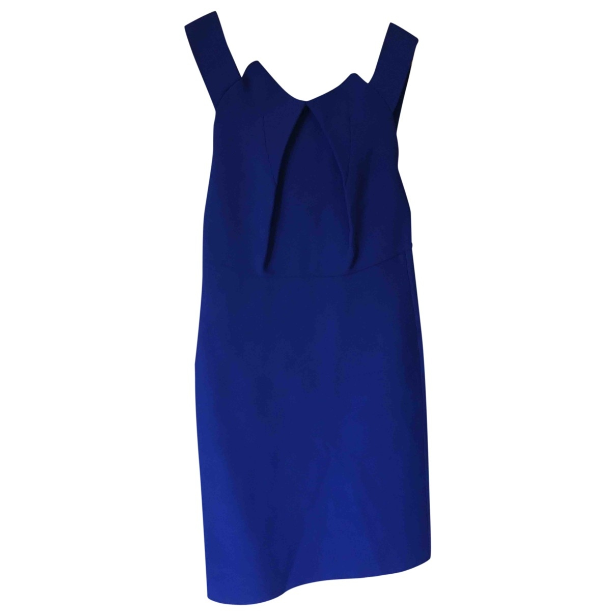 Roland Mouret - Robe   pour femme - bleu