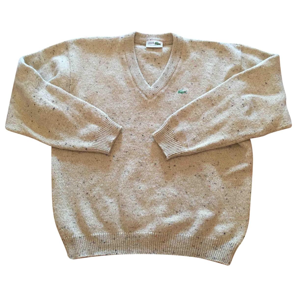 Lacoste \N Pullover.Westen.Sweatshirts  in Wolle