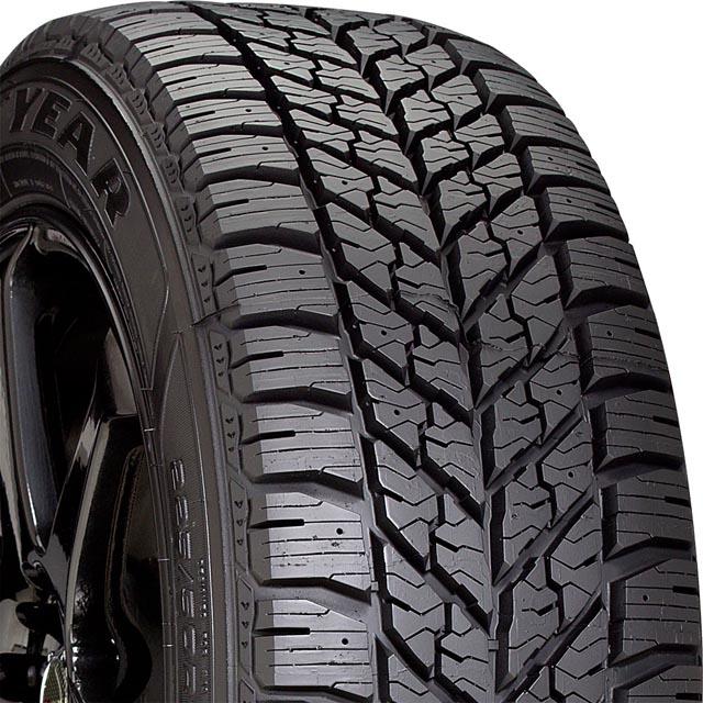 Goodyear 766737355 Ultra Grip Winter Tire 235/75 R15 105T SL BSW