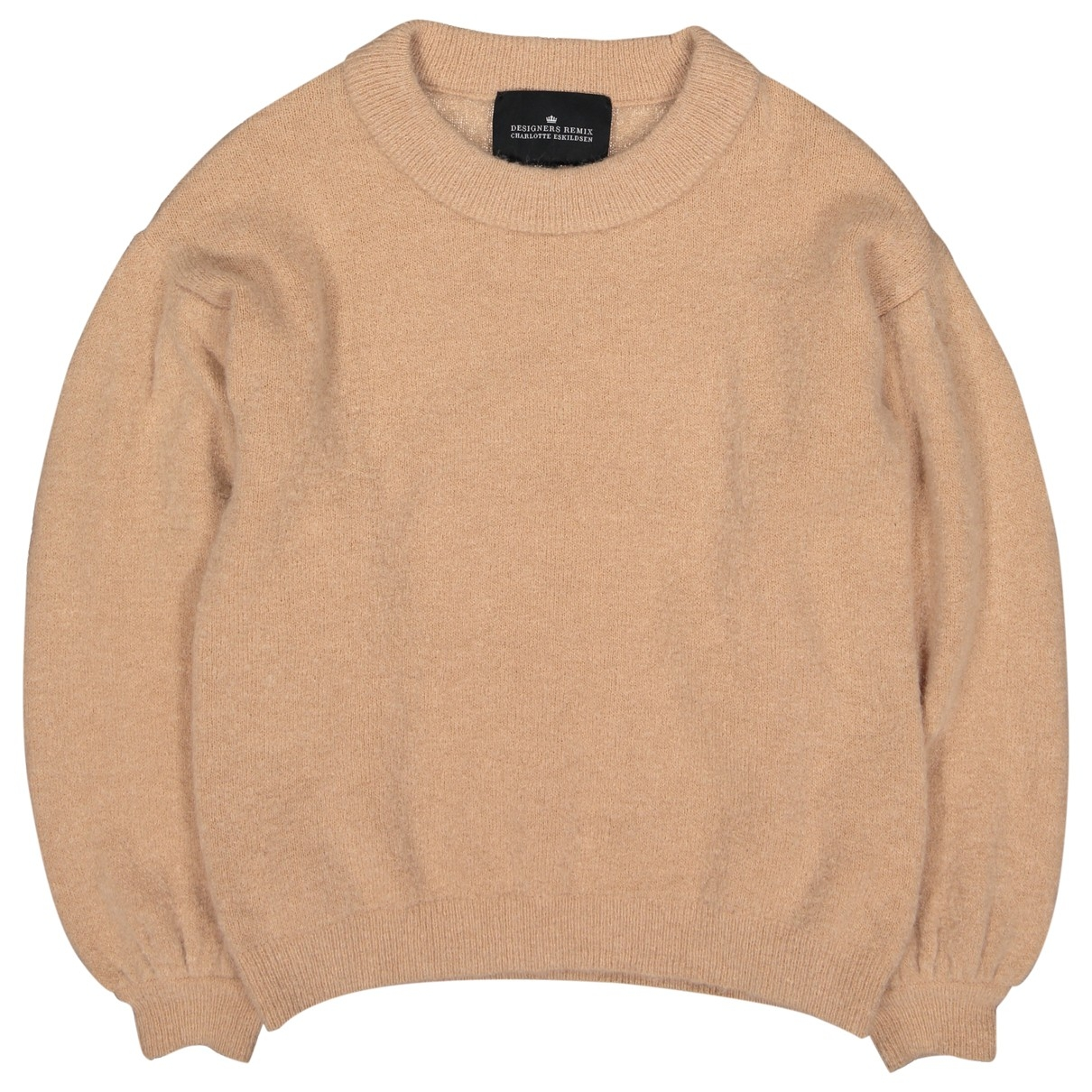 Designers Remix \N Pullover in  Beige Wolle
