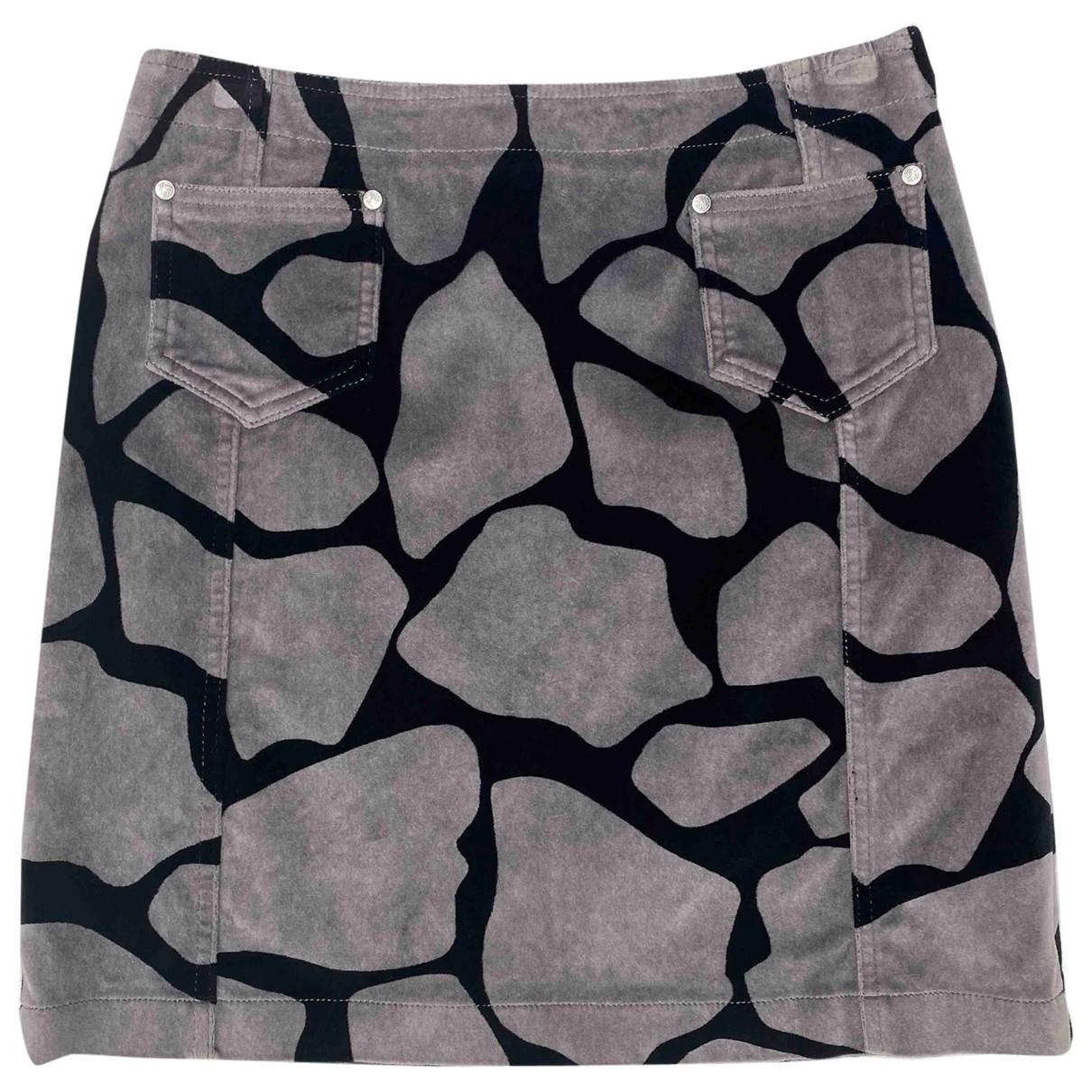 Kenzo \N Rocke in  Grau Baumwolle