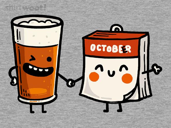 Octobeer Lovers T Shirt