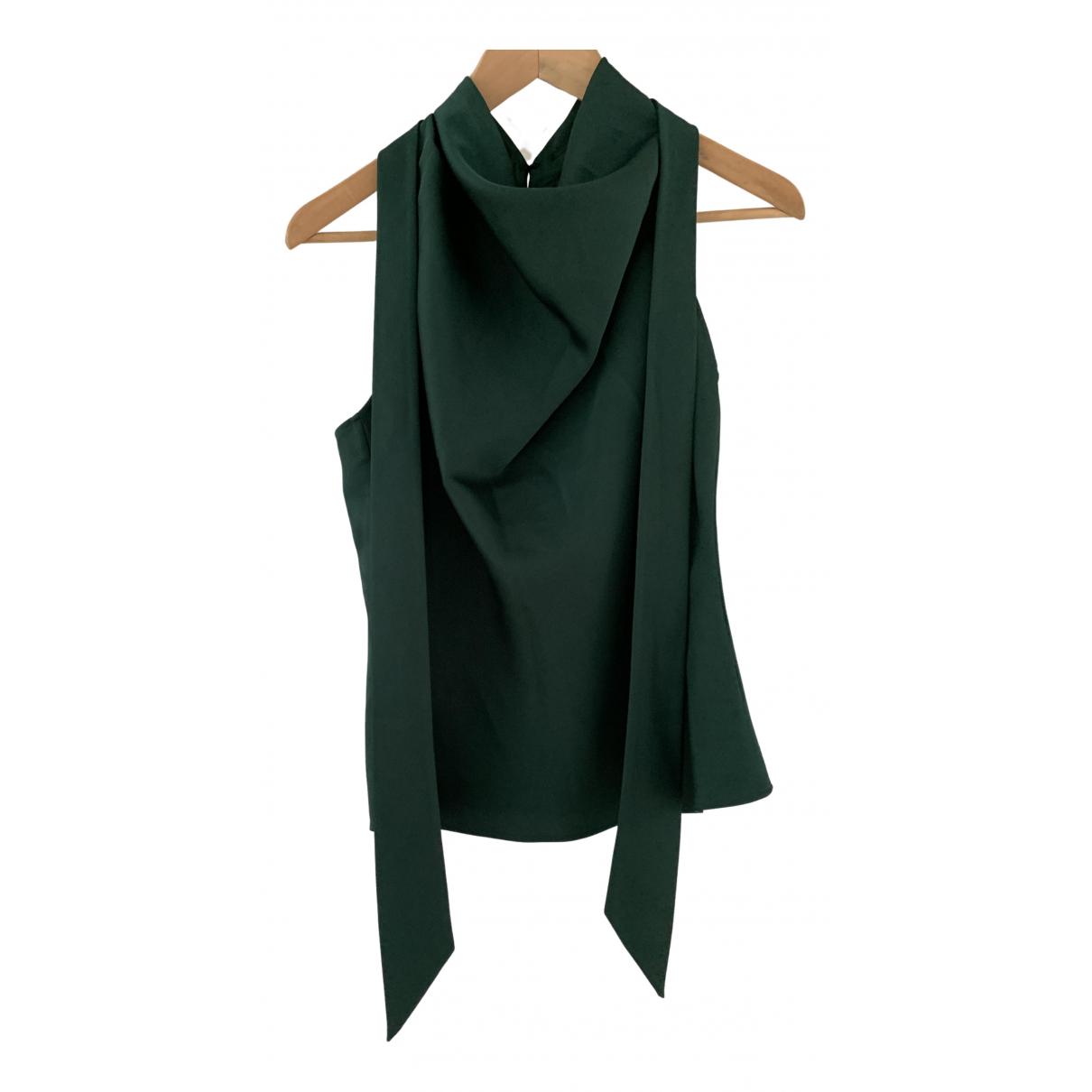 Reiss - Top   pour femme - vert
