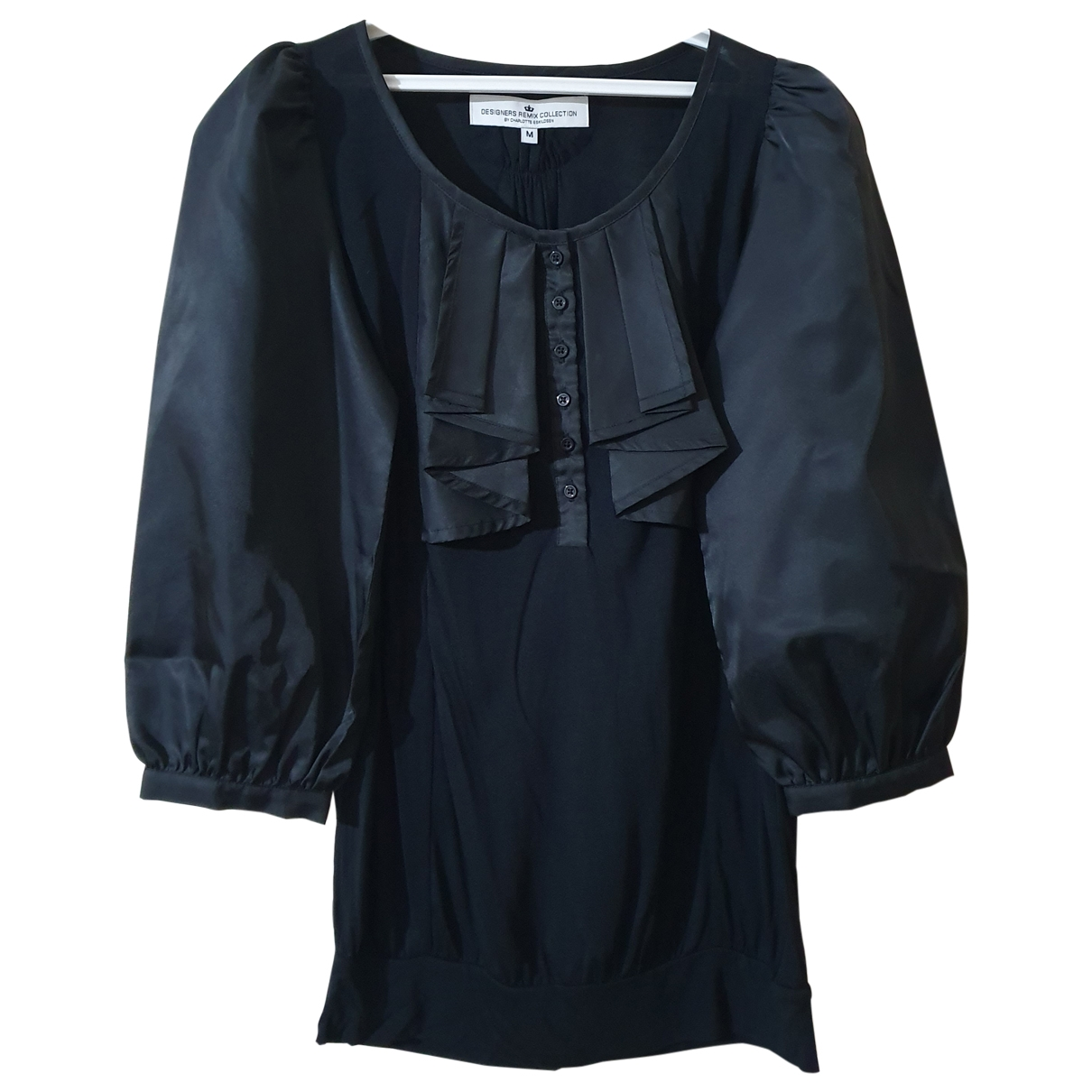 Designers Remix \N Black  top for Women M International