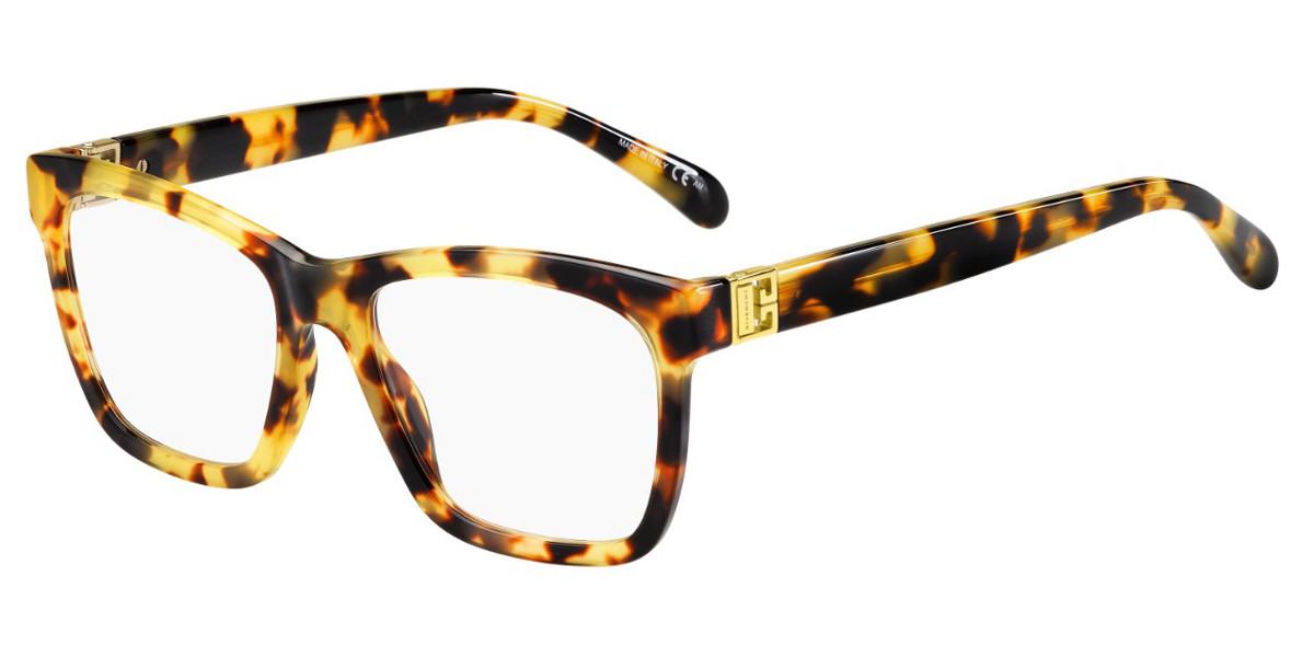 Givenchy GV 0112 EPZ Women's Glasses Tortoise Size 53 - Free Lenses - HSA/FSA Insurance - Blue Light Block Available