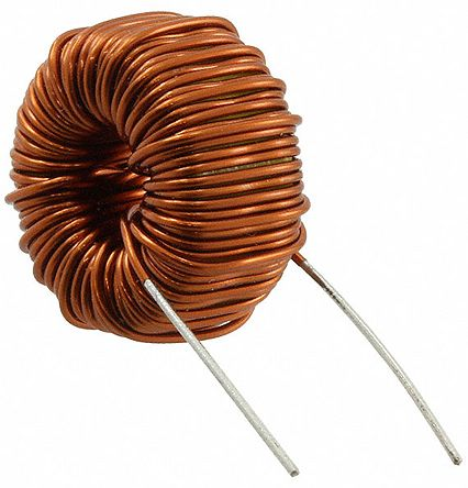 RS PRO 220 μH ±15% Power Inductor, 1A Idc, 196mΩ Rdc (5)