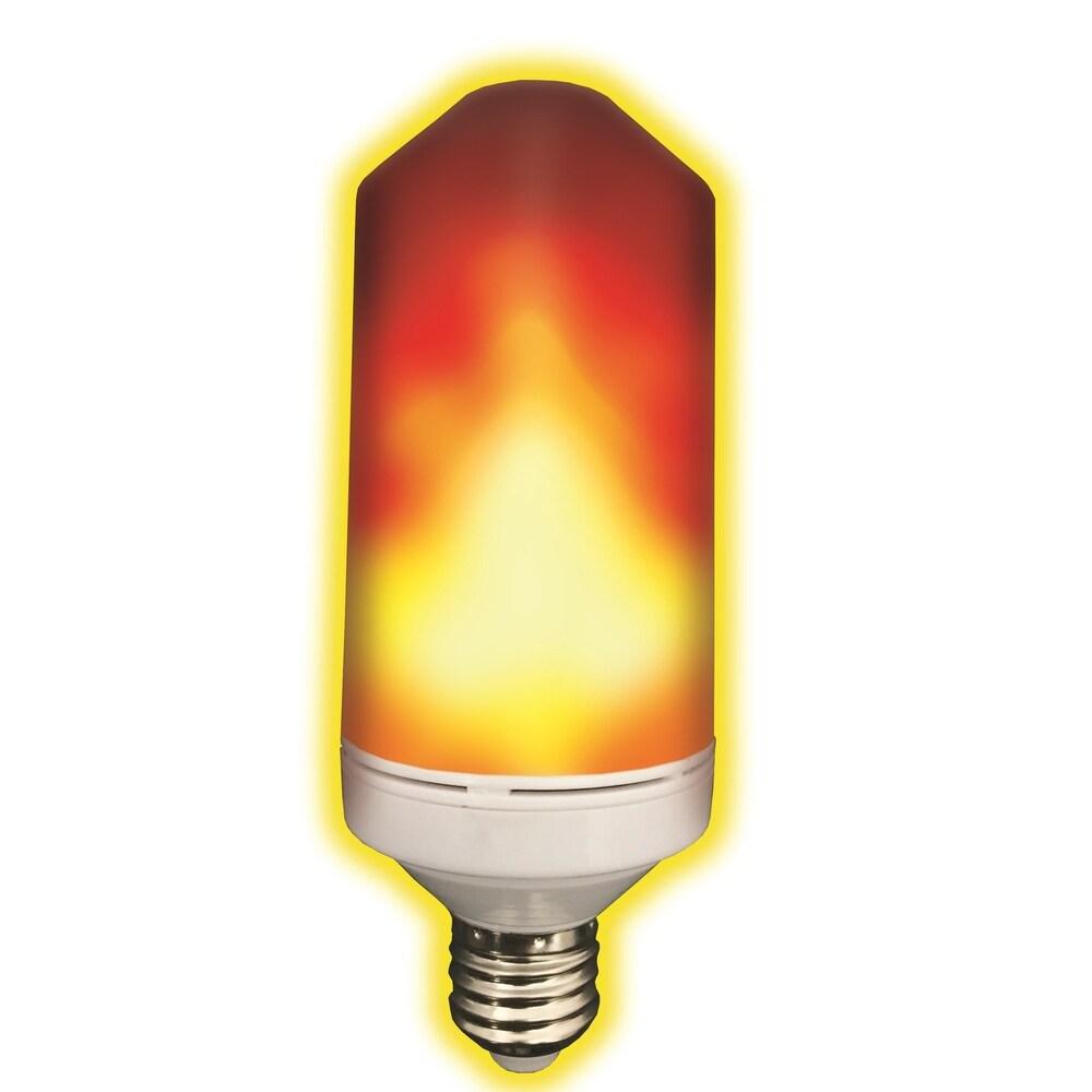 Flame Bulb LED Illuminating Flickering Light Bulb
