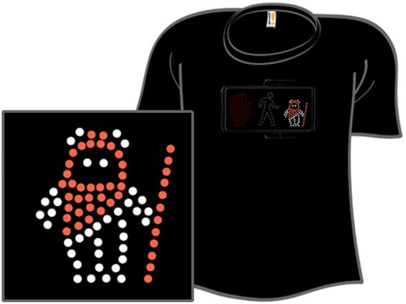 Wok Signal T Shirt