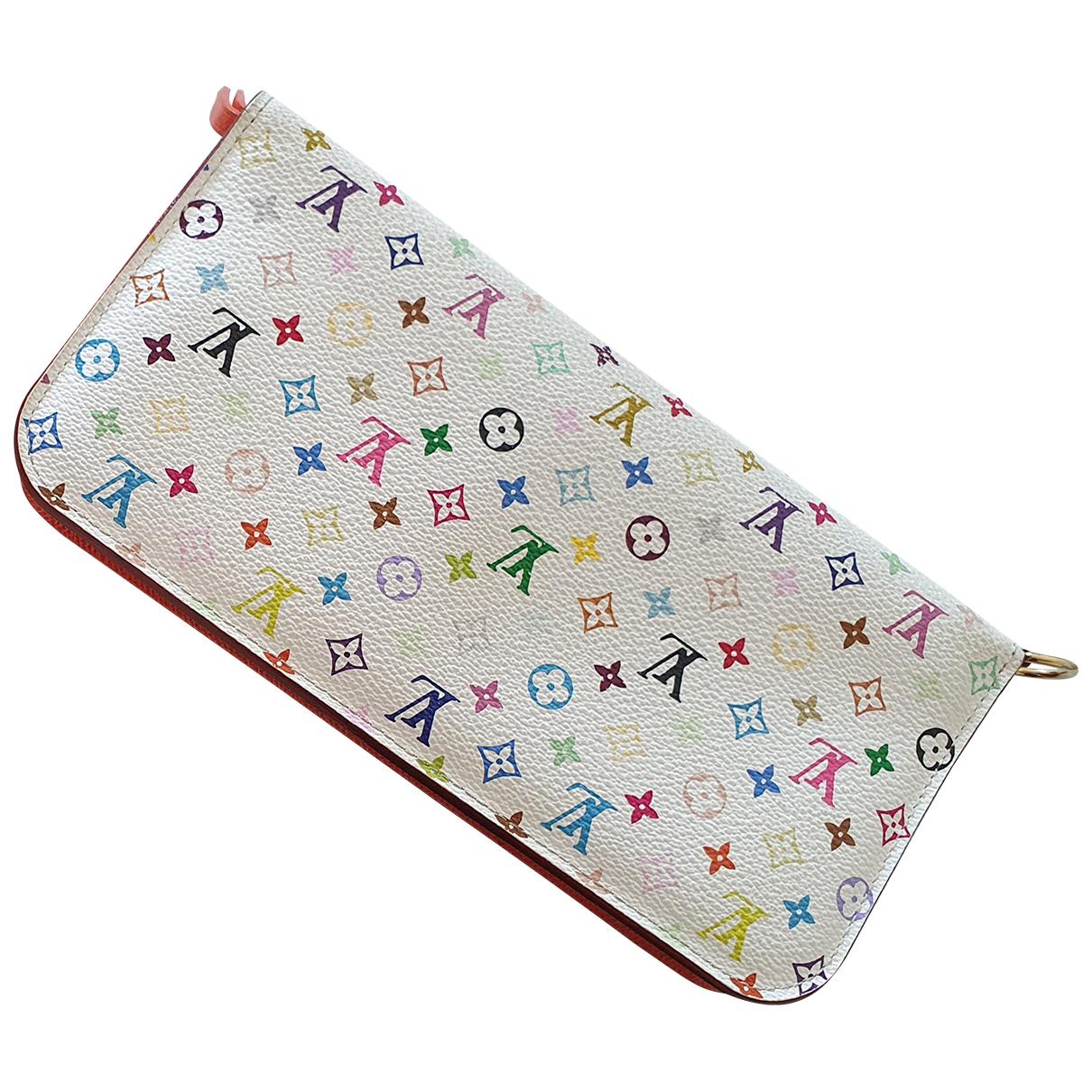 Louis Vuitton Insolite Multicolour Cloth wallet for Women \N