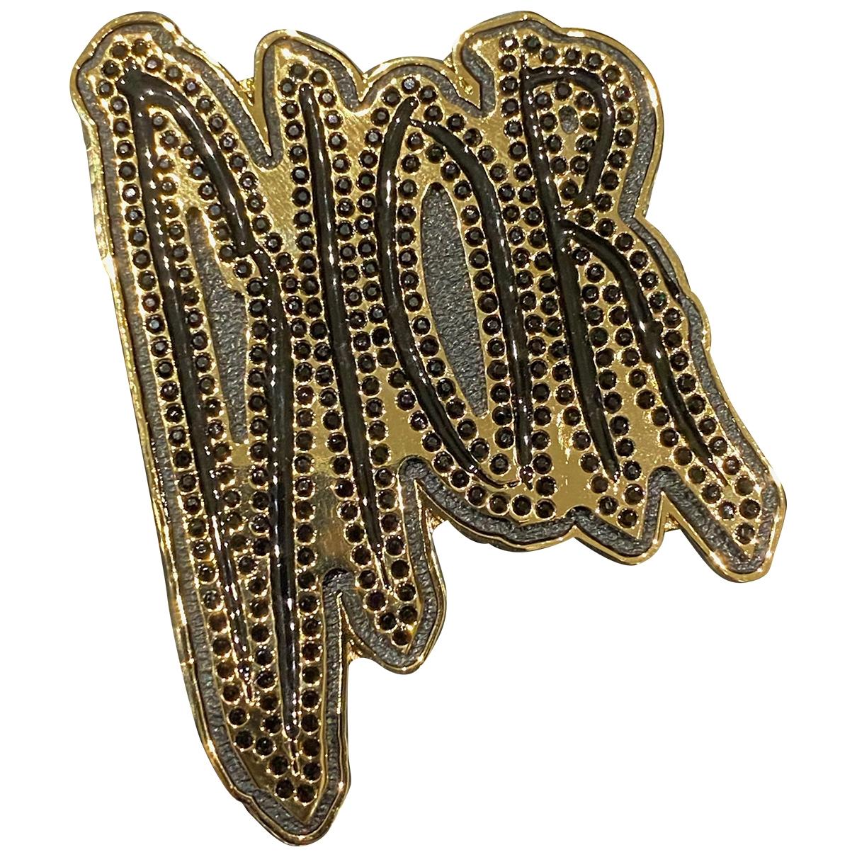 Dior Homme \N Schmuckstuecke in  Gold Metall