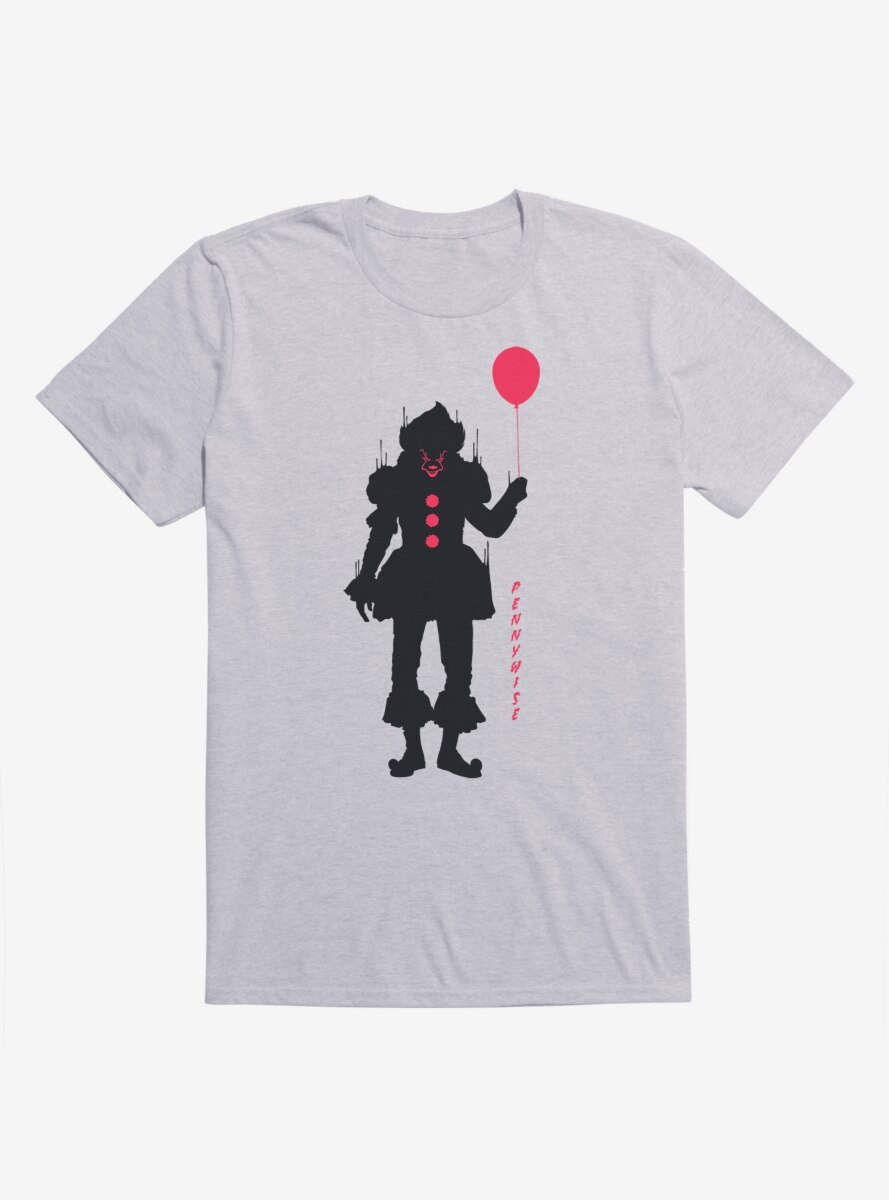 IT Chapter Two Pennywise With Balloon T-Shirt