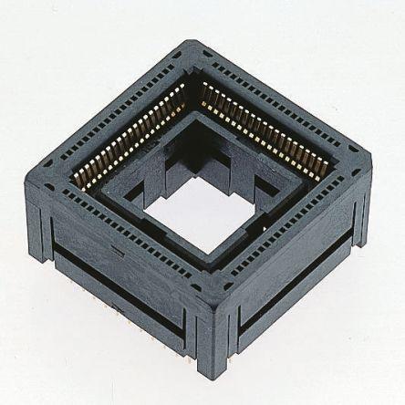 Yamaichi socket,IC socket,IC120-0684-304,PLCC,68P