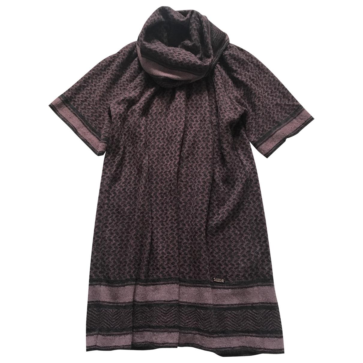 Liu.jo \N Wool dress for Women 42 IT