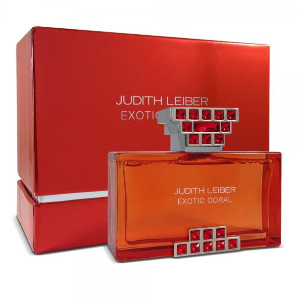 Exotic Coral - Judith Leiber Eau de parfum 40 ml