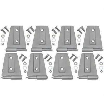 Kentrol Door Hinge Set (Stainless Steel) - 40576