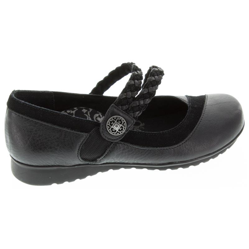 Aetrex Ada Black Leather 39