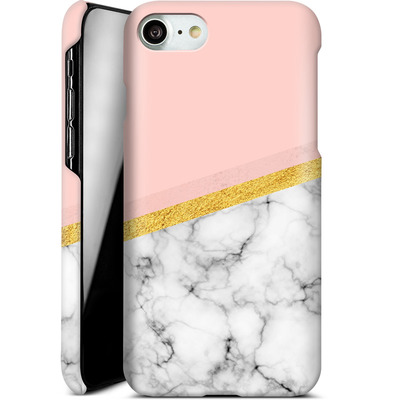 Apple iPhone 8 Smartphone Huelle - Marble Slice von caseable Designs