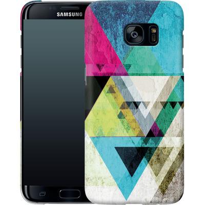 Samsung Galaxy S7 Edge Smartphone Huelle - Graphic 4x von Mareike Bohmer