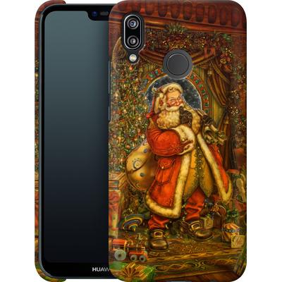 Huawei P20 Lite Smartphone Huelle - Myles Pinkeney - Christmas Presence von TATE and CO