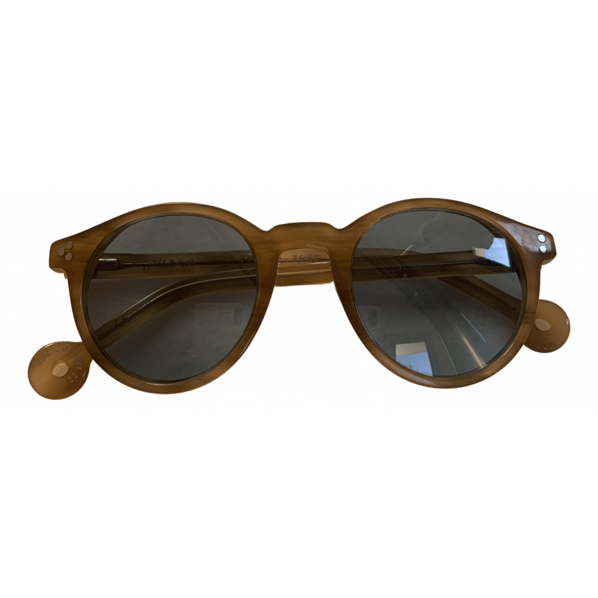 Hally And Son - Lunettes   pour femme - beige