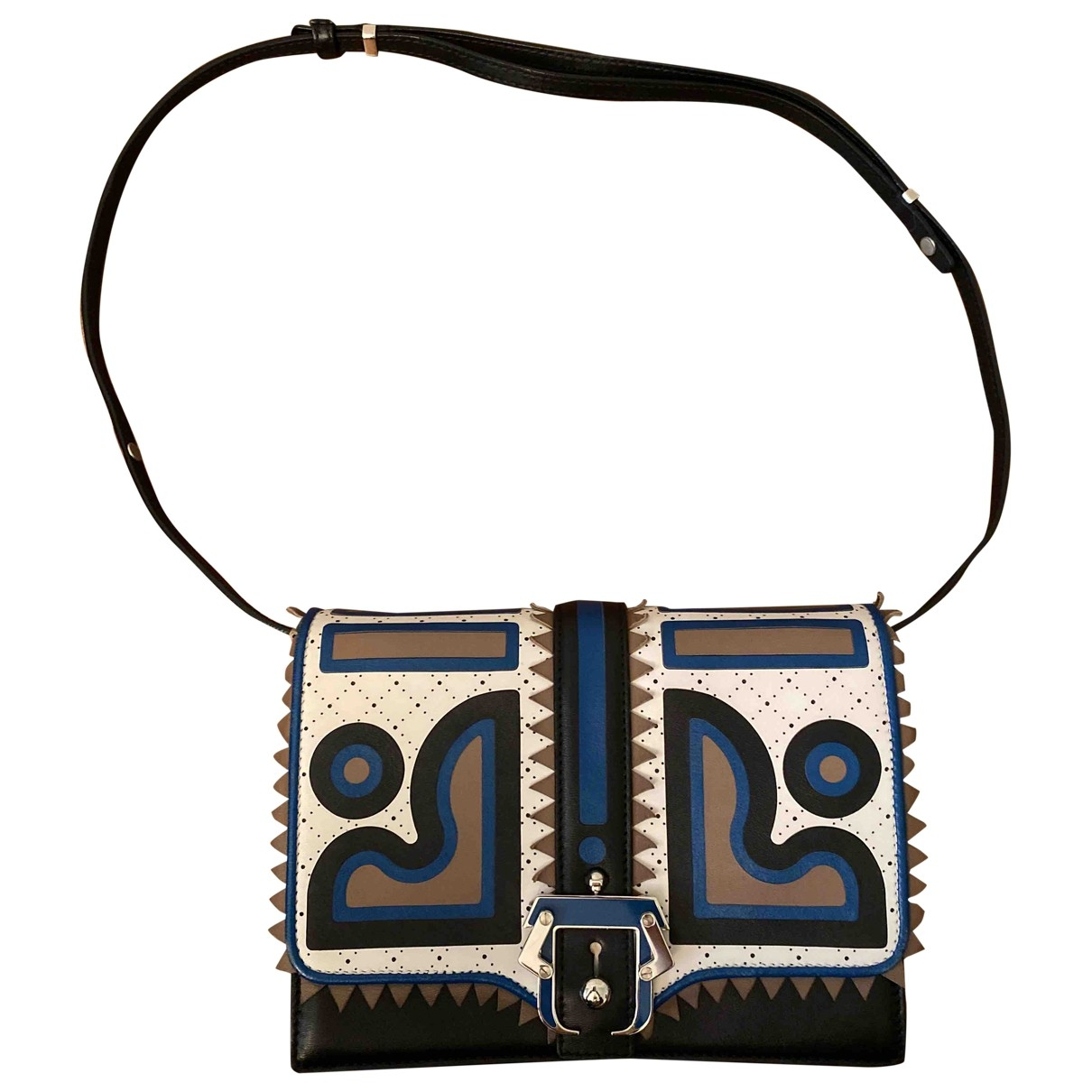 Paula Cademartori \N Leather handbag for Women \N