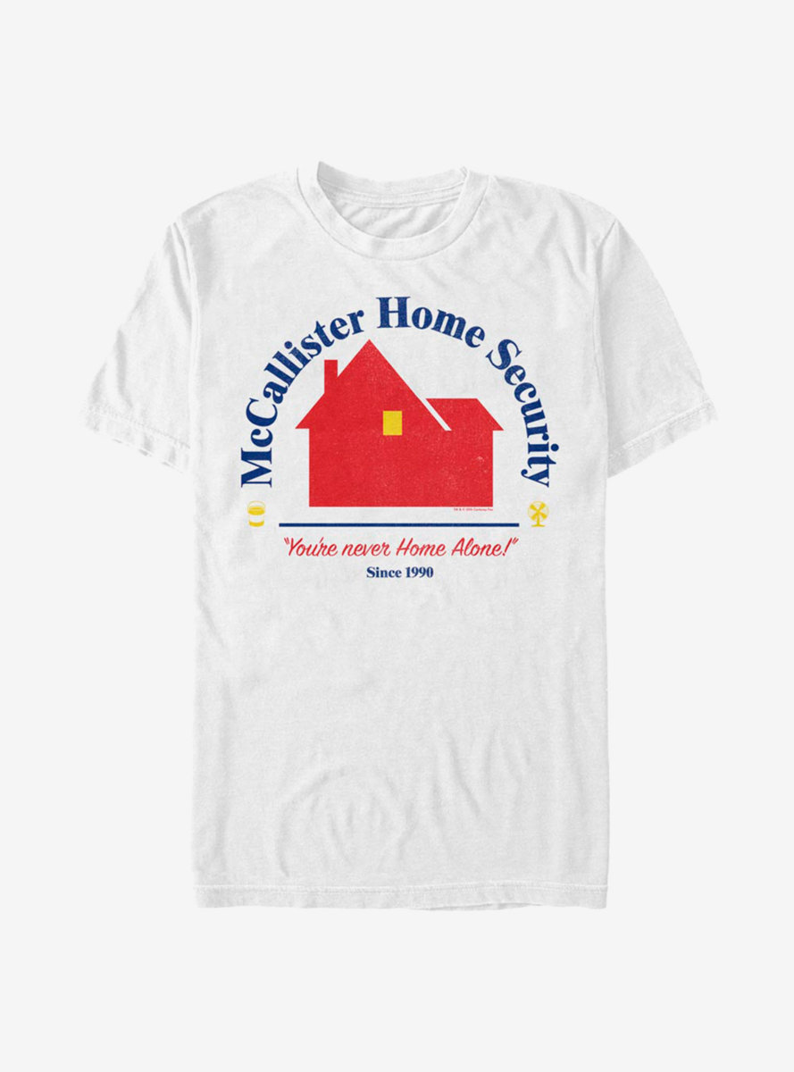 Home Alone Home Security T-Shirt