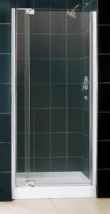 SHDR-4236728-01 Allure 36-37 In. W X 73 In. H Frameless Pivot Shower Door In