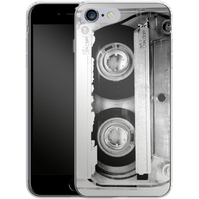 Apple iPhone 6 Plus Silikon Handyhuelle - Mixtape One von Claus-Peter Schops