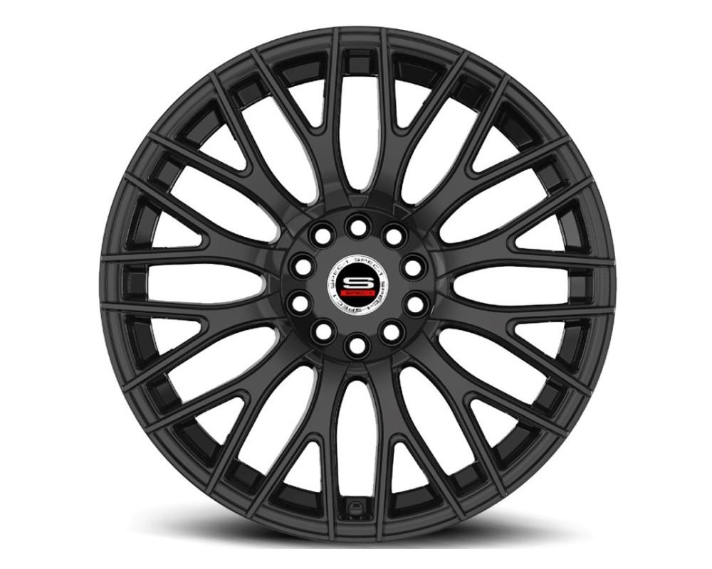 Spec-1 SP-55 Wheel Racing Series 18x8 4x100|4x114.3 38mm Gloss Black