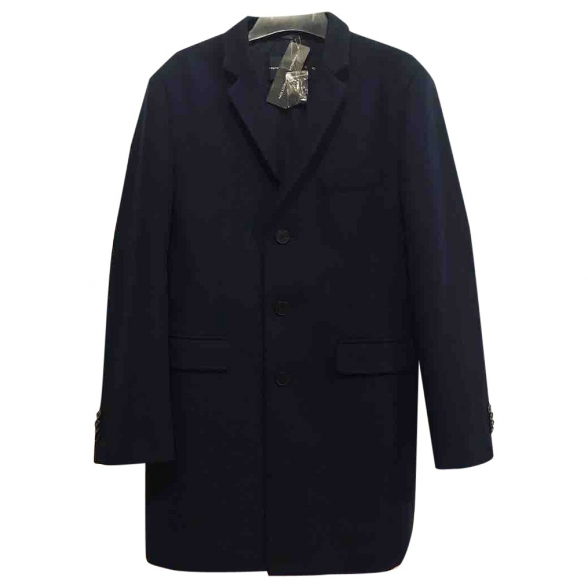 French Connection - Manteau   pour homme en laine