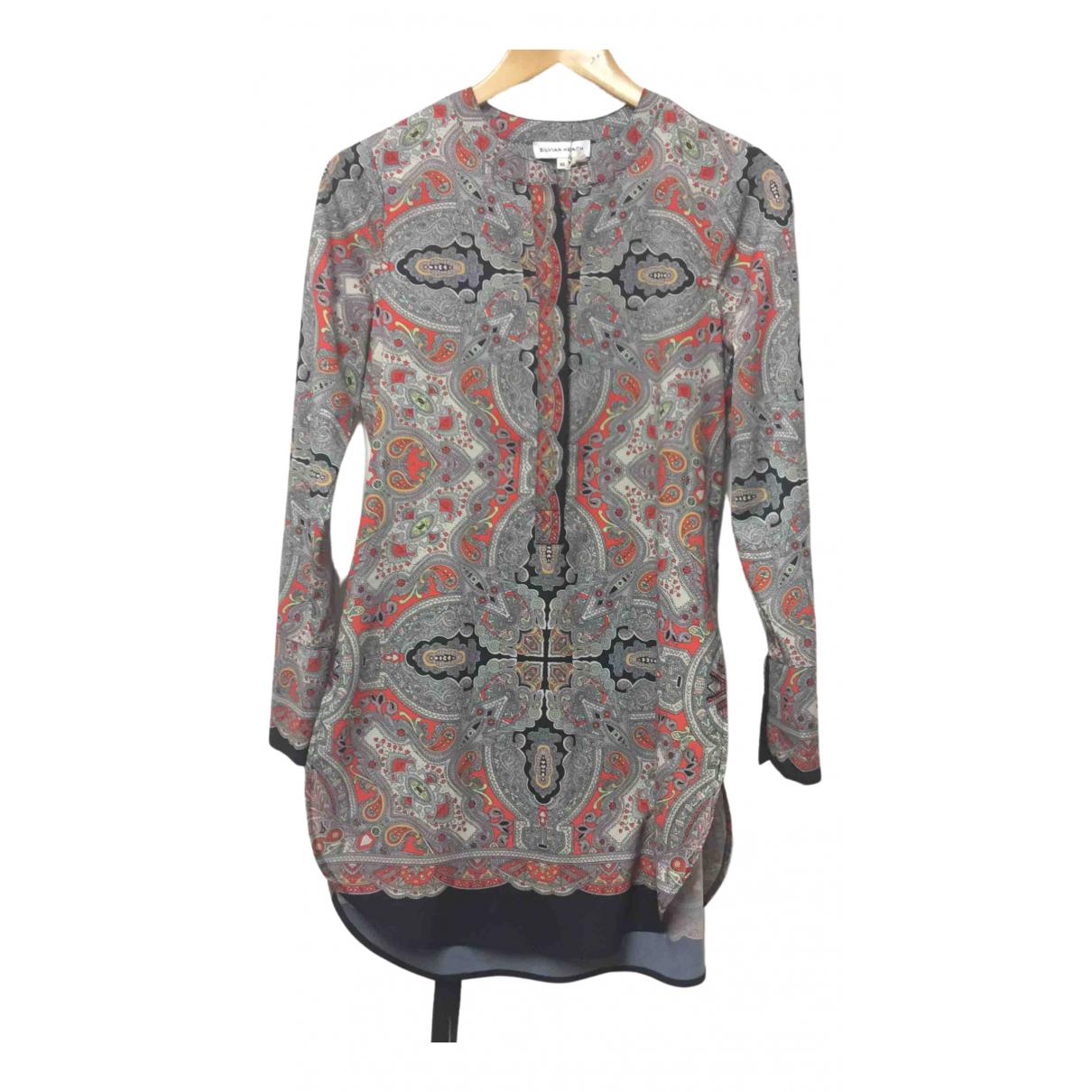 Silvian Heach \N Top in  Grau Polyester