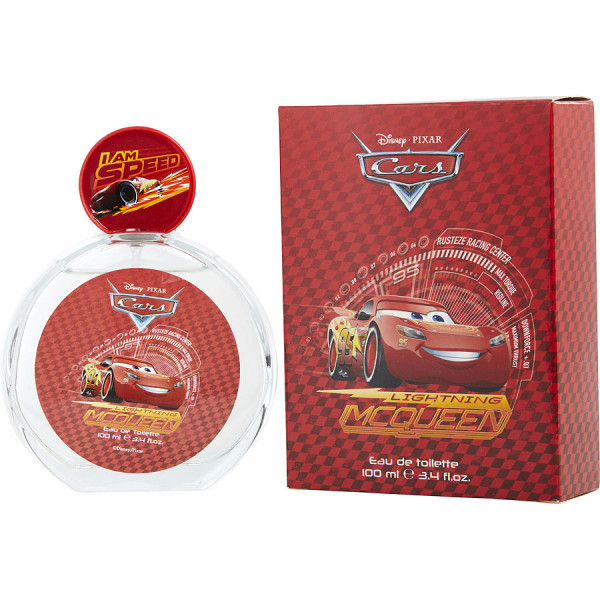 Cars Lightening McQueen - Air Val International Eau de toilette en espray 100 ml