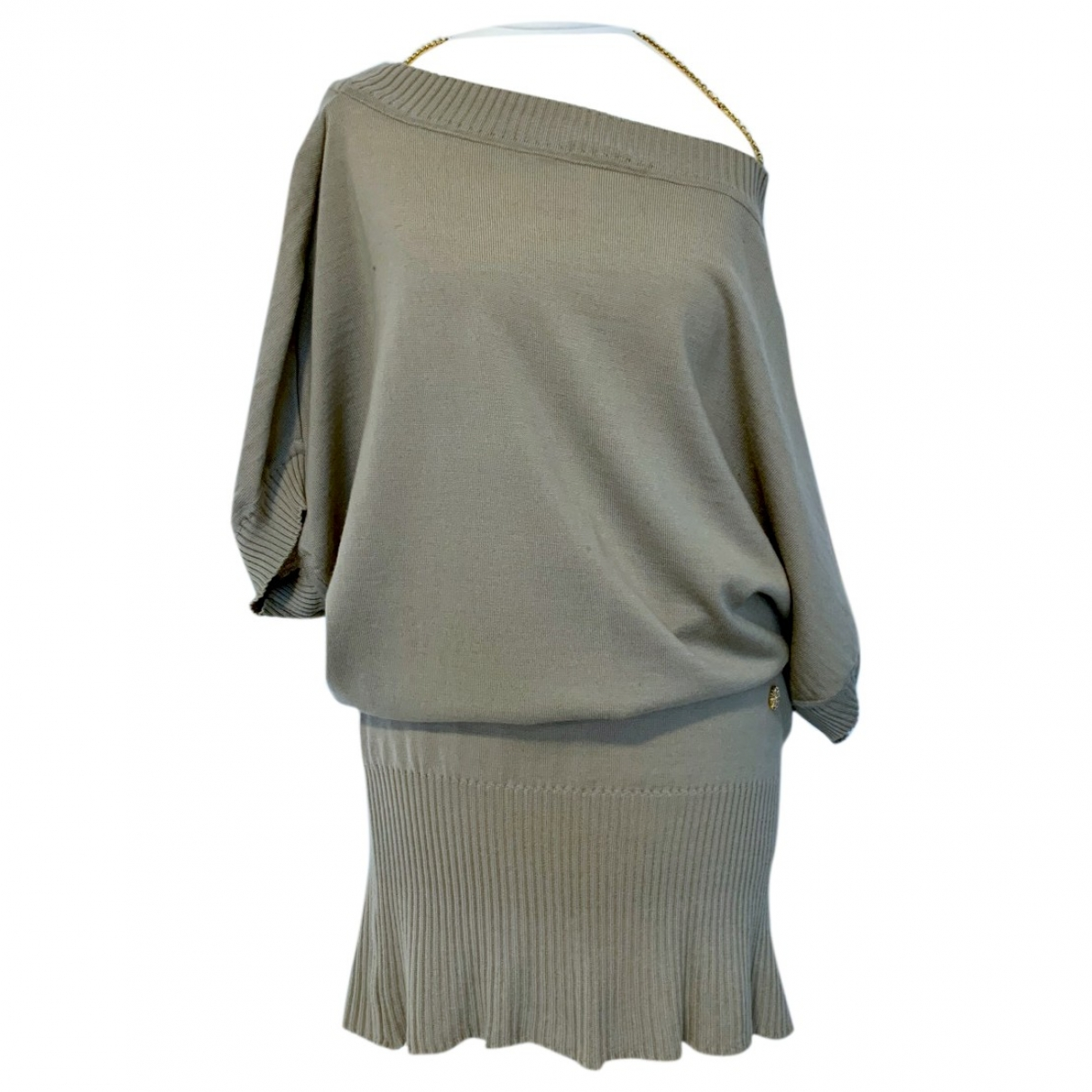 Mini vestido de Lana Roberto Cavalli