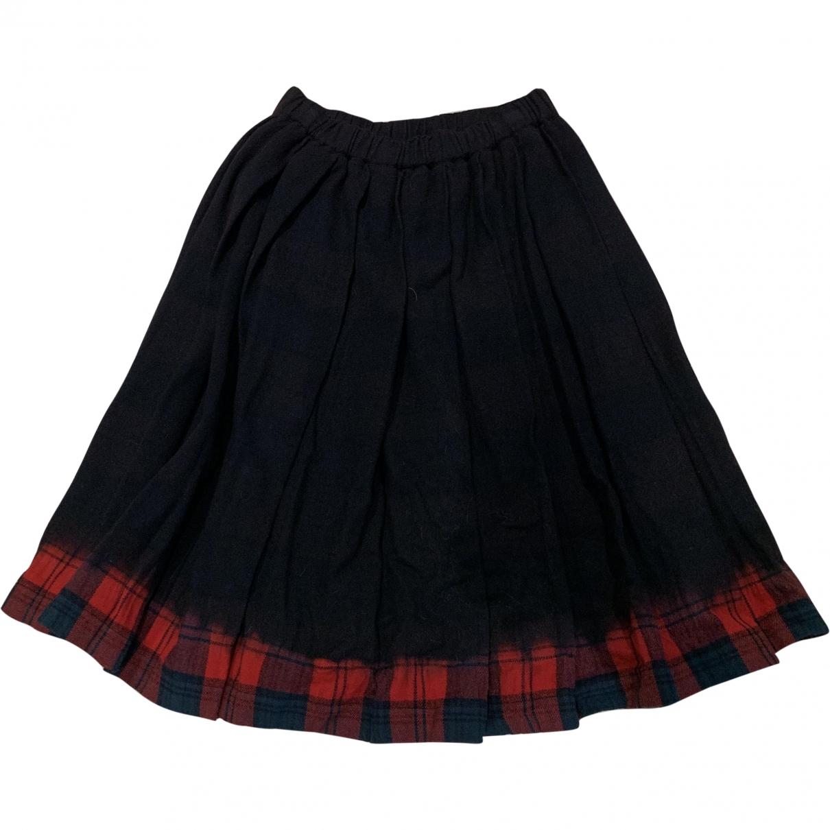 Comme Des Garcons \N Black Wool skirt for Women XS International