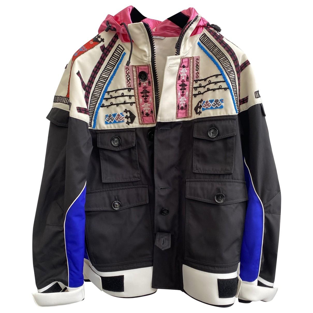 Valentino Garavani \N Multicolour Cotton jacket  for Men 50 IT