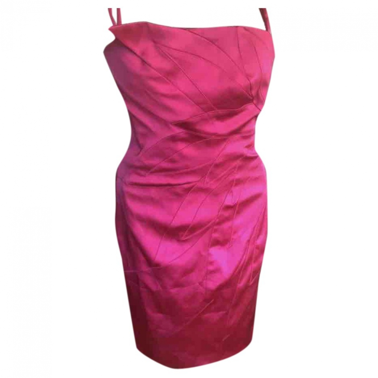 Karen Millen \N Pink dress for Women 12 UK