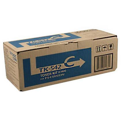 Kyocera-Mita TK542C cartouche de toner originale cyan