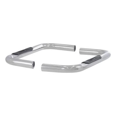 Aries Offroad Aries 3 Inch Round Side Bars - ARS204036-2