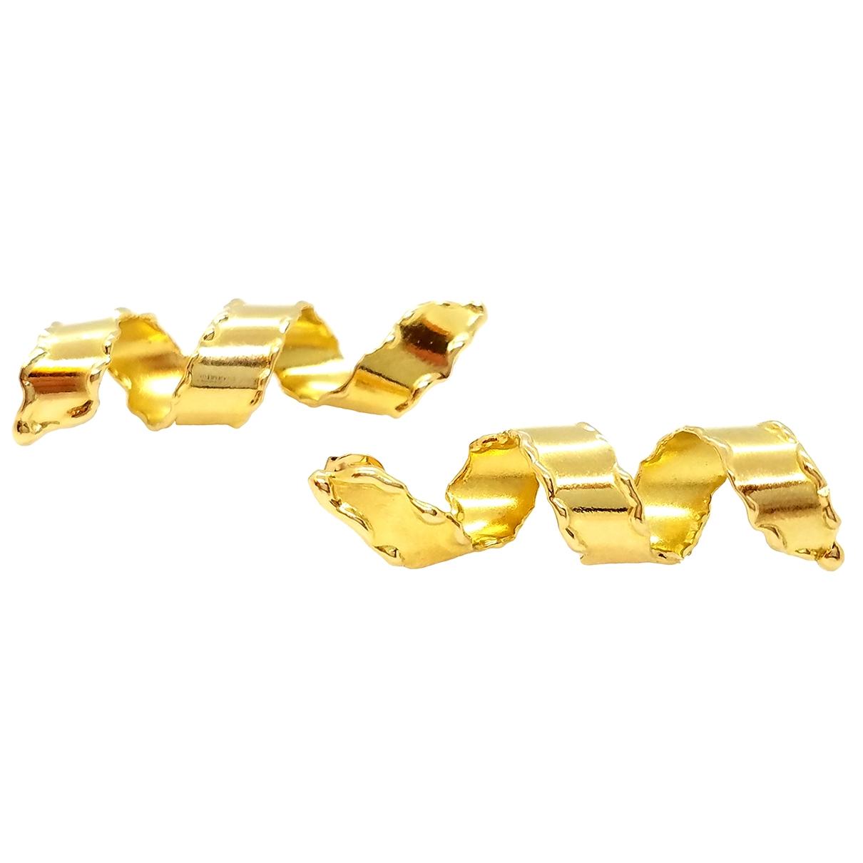 Pendientes de Oro amarillo Non Signe / Unsigned