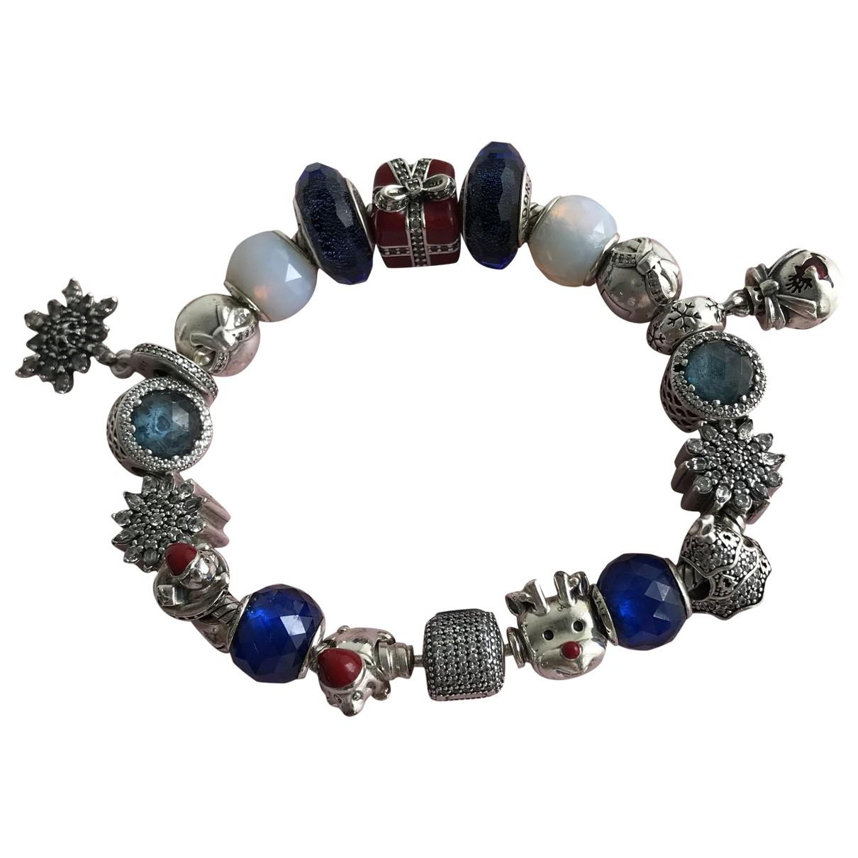 Pandora \N Armband in Silber