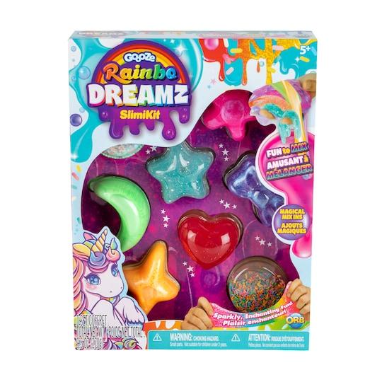 Goooze™ Rainbo Dreamz Slimi Kit By Orb Factory | Michaels®