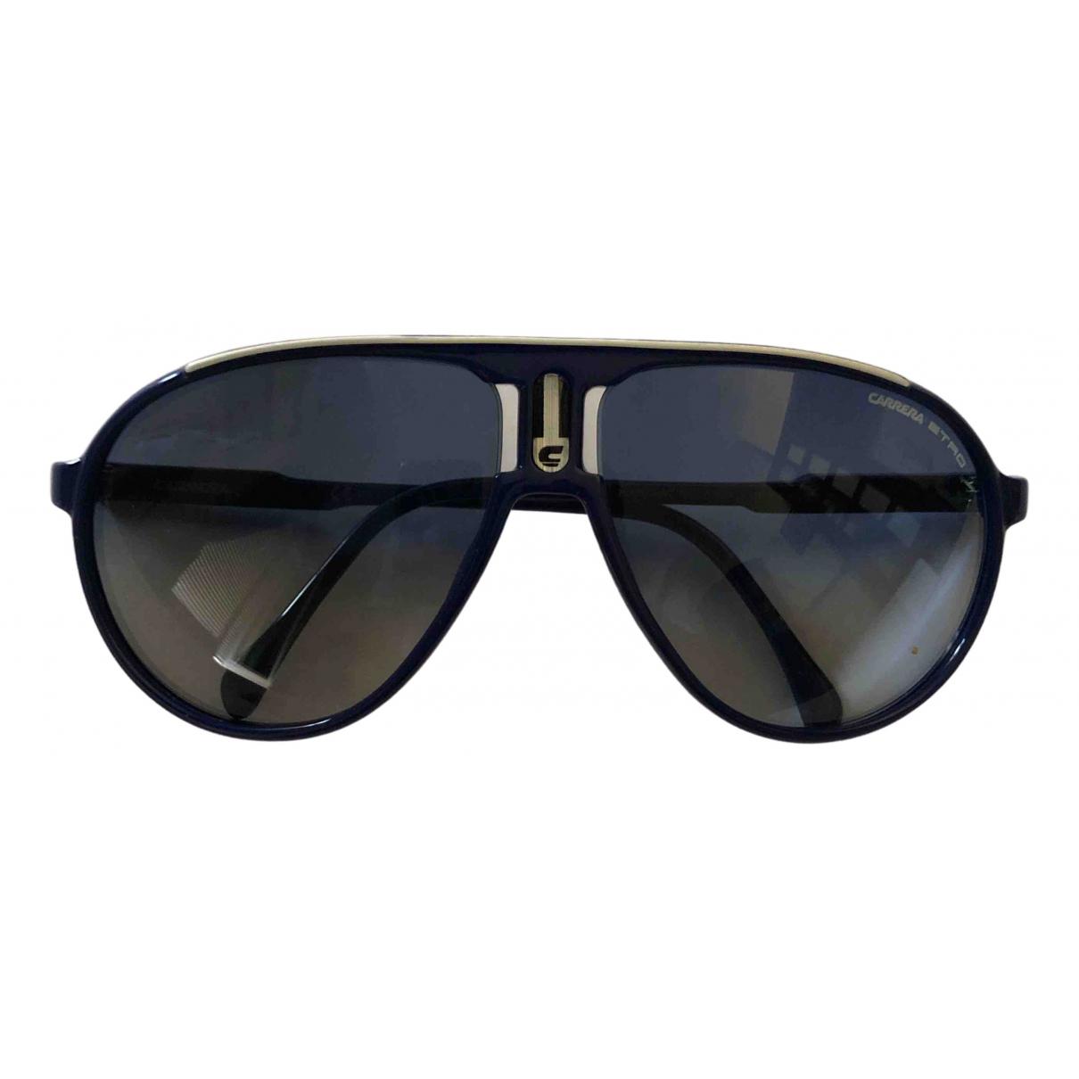 Carrera \N Blue Sunglasses for Men \N