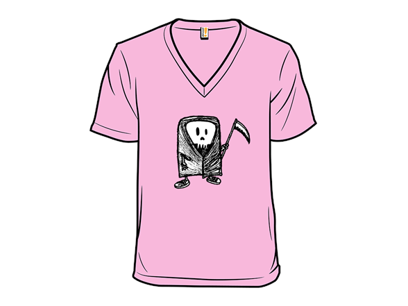 Dead Inside Me T Shirt