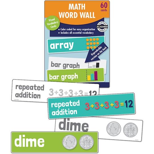 Carson Dellosa Education® Math Word Wall, Grade 2   Michaels®