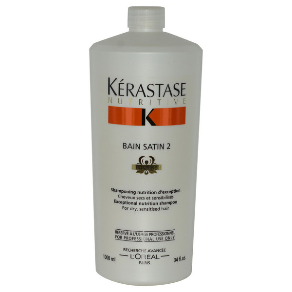 Bain Satin n°2 - Kerastase Shampoo 1000 ML