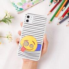 ROMWE X emoji iPhone Case